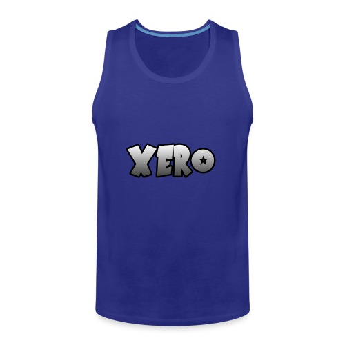 Xero (No Character) - Men's Premium Tank