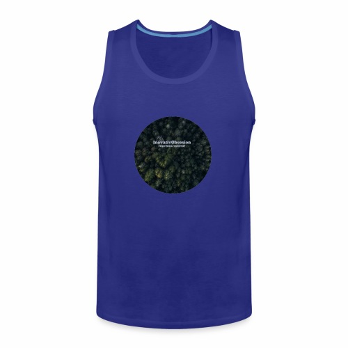 "InovativObsesion ""TREE TOP"" apparel - Men's Premium Tank"