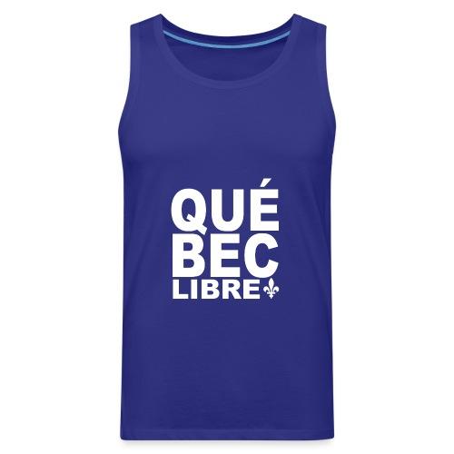 Québec libre - Men's Premium Tank