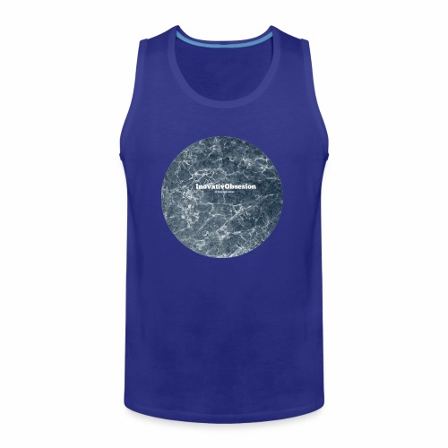 "InovativObsesion ""LEGEND RIPPLE"" apparel - Men's Premium Tank"