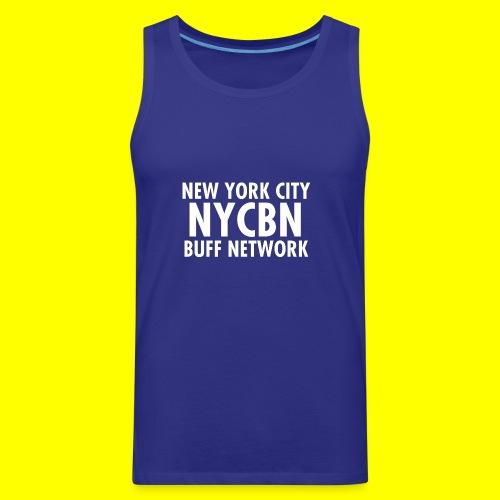 NYC BUFF Network - Men's Premium Tank