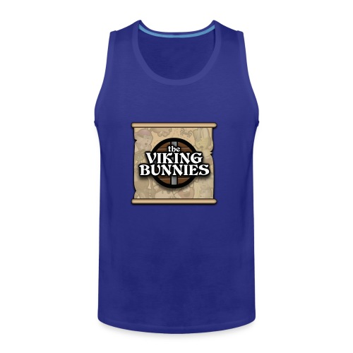 The Viking Bunnies Classic Logo - Men's Premium Tank