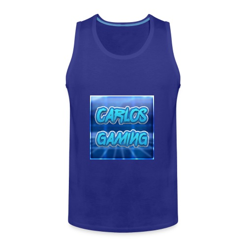 Carlos Gaming merchandise - Men's Premium Tank