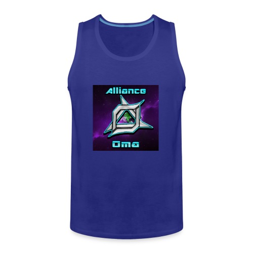 Oma Alliance - Men's Premium Tank