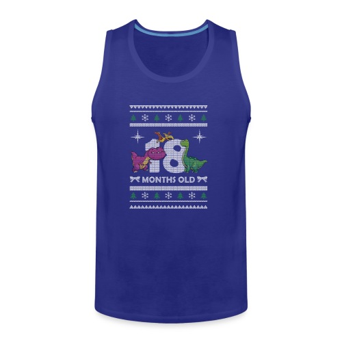 Christmas 18 months old - Men's Premium Tank