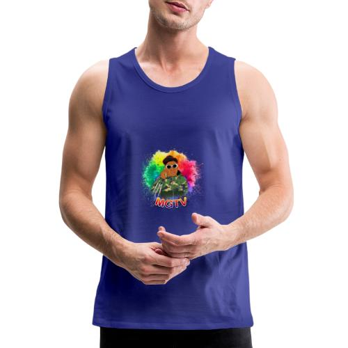 NEW MGTV Clout Shirts - Men's Premium Tank