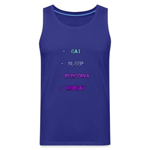 littlelaurzs productions T-shirt - Men's Premium Tank