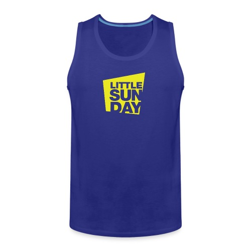 littleSUNDAY Official Logo - Men's Premium Tank