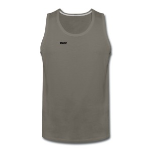Maxiii Official Logo! - Men's Premium Tank