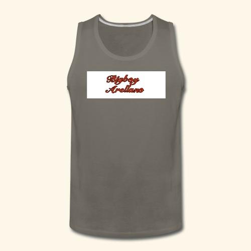 Bigboy Arellano - Men's Premium Tank