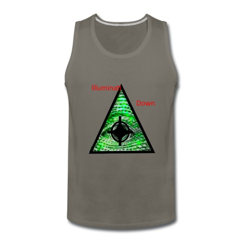 illuminati Confirmed - Men's Premium Tank