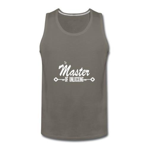 The Master of Unlocking (Alt) - Men's Premium Tank