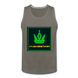 YouTube Channel gifts - Men's Premium Tank