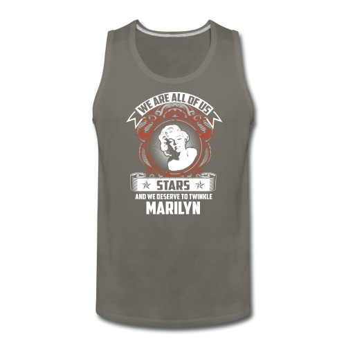 Marilyn Monroe - Men's Premium Tank
