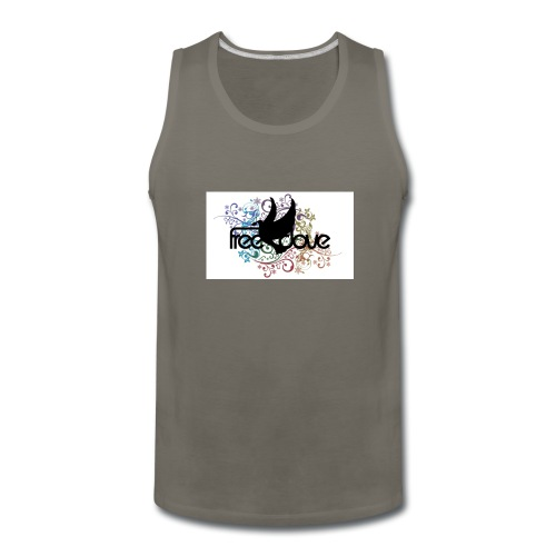 Freedove Gear and Accessories - Men's Premium Tank
