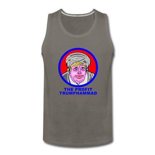 The Profit Trumphammad - Men's Premium Tank