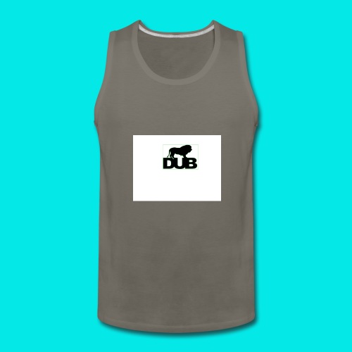 DuB Lion - Men's Premium Tank