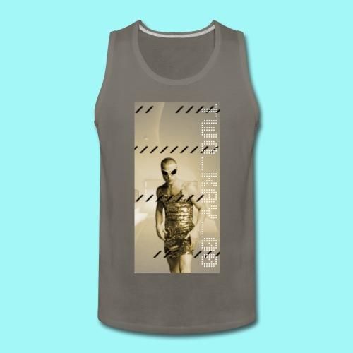 TWO_KAY_00 Brad Pitt - Men's Premium Tank