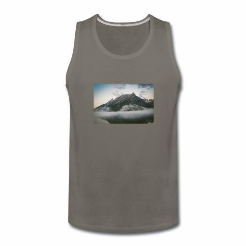 mountain view - Men's Premium Tank