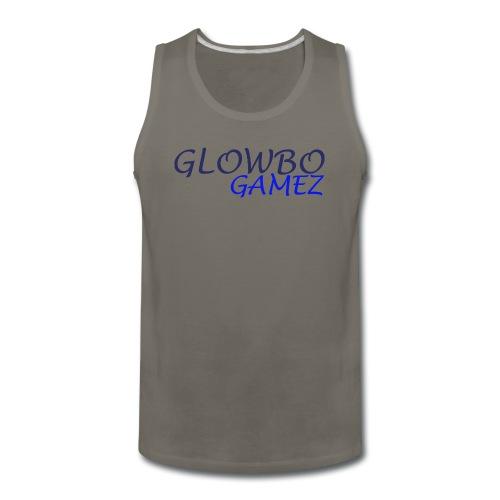GlowBo's : The Fancy Fashion! - Men's Premium Tank