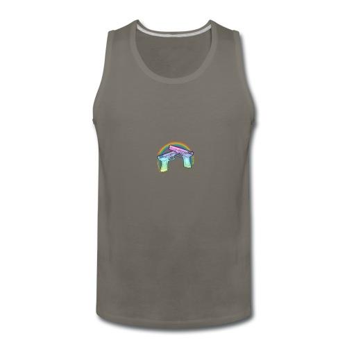 Rainbow guns - Men's Premium Tank