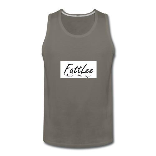 FattLee Temp - Men's Premium Tank