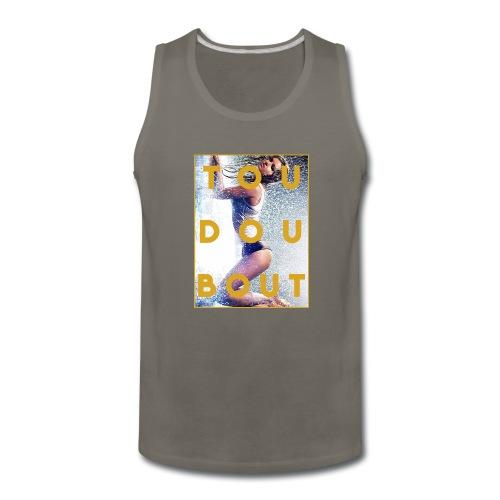 tou dou bout girl - Men's Premium Tank