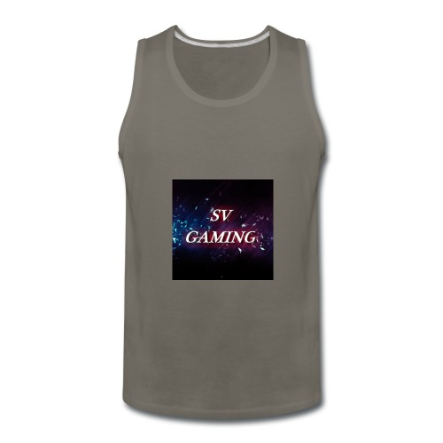 Cool SV Gaming - Men's Premium Tank