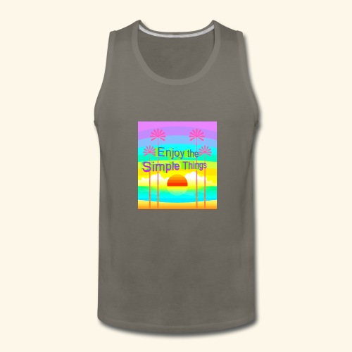 enjoy - Men's Premium Tank