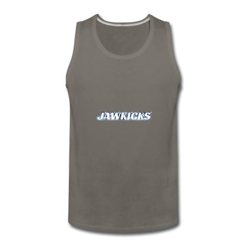 JAWKICKS LOGO APPAREL - Men's Premium Tank