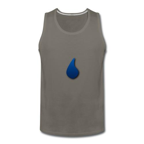 LinkedHacksource Official Logo - Men's Premium Tank