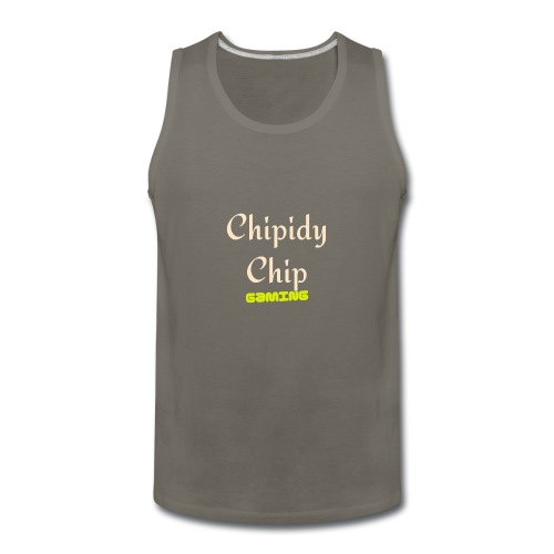 Chipidy Chip Gaming! - Men's Premium Tank