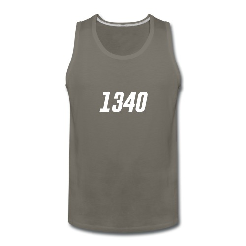 1340 - Men's Premium Tank