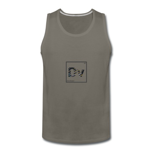 Developer - Men's Premium Tank
