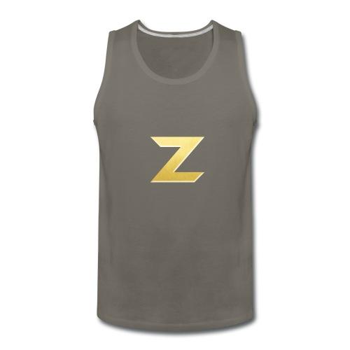 Zonary Alliance Gold logo Shirt - Men's Premium Tank