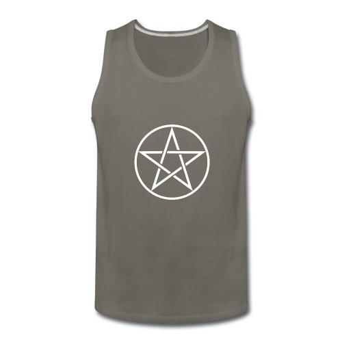 Pentagram Shirts - Men's Premium Tank