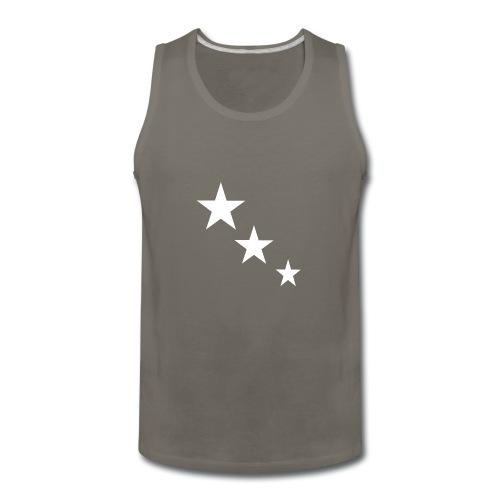 3 STARS - Men's Premium Tank