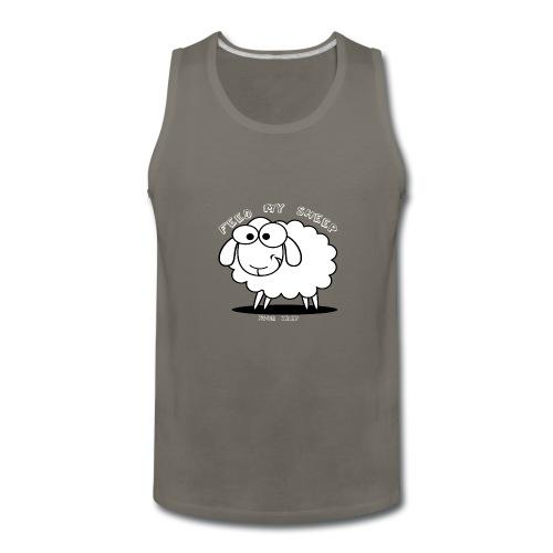 Feed My Sheep - Men's Premium Tank