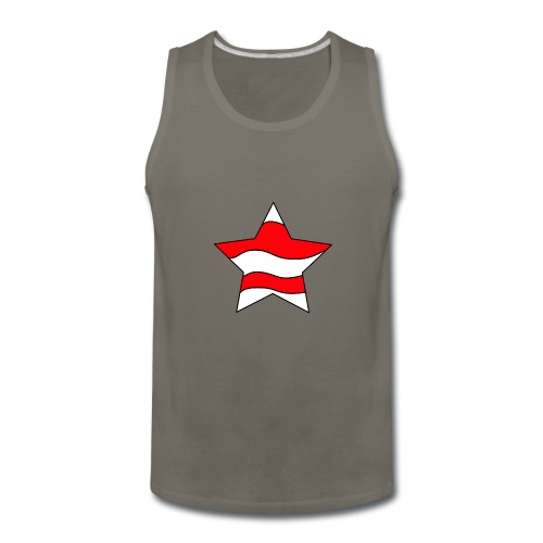 Patriot-1 Emblem - Men's Premium Tank