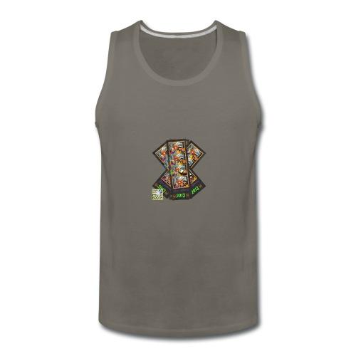 Photo Strip Shirt - Men's Premium Tank
