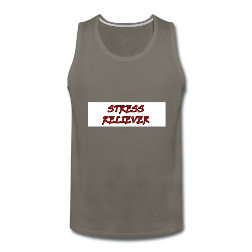 stress_relievers_shirt - Men's Premium Tank