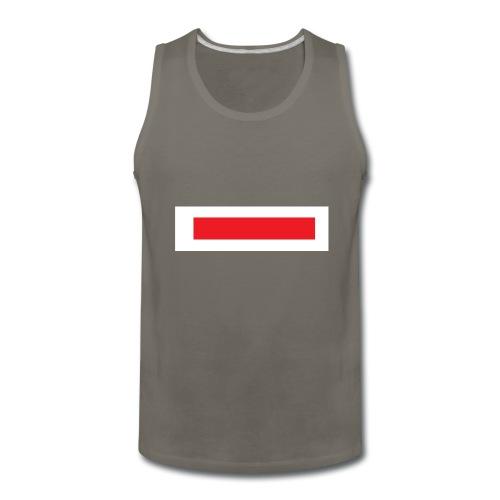 RED LIFE - Men's Premium Tank