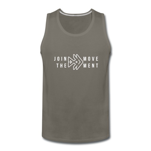 Join The Movement Bass Fishing - Men's Premium Tank