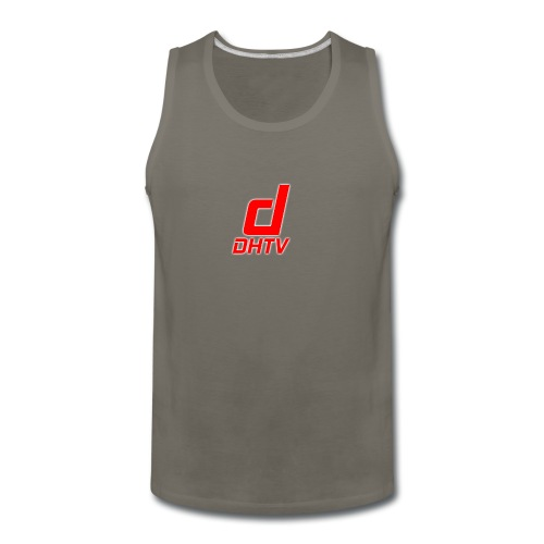 DHTV_Logo_New - Men's Premium Tank