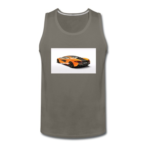 ChillBrosGaming Chill Like This Car - Men's Premium Tank