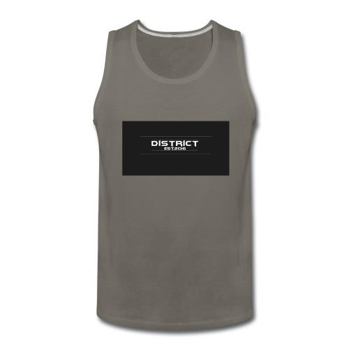 District apparel - Men's Premium Tank