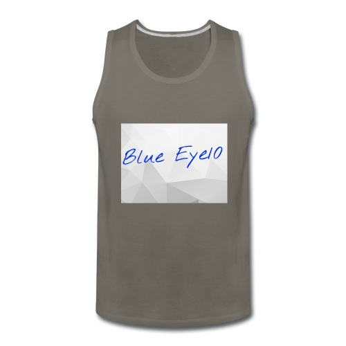 Blue Eye10 - Men's Premium Tank