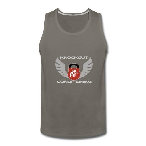 Knockout Conditioning - Men's Premium Tank