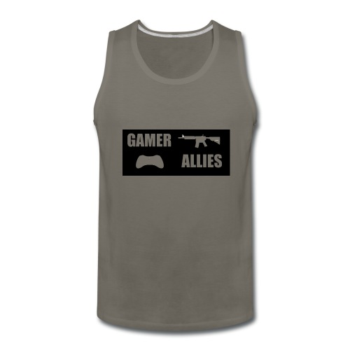 GAMER WEAR - Men's Premium Tank