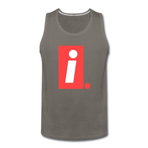 Ideal I logo - Men's Premium Tank
